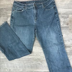 Lands End Classic fit jeans